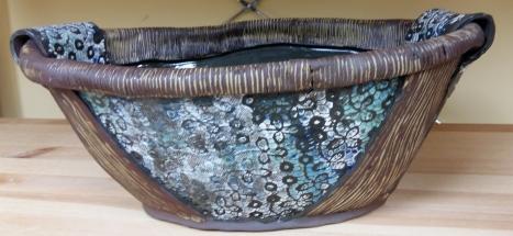 Flower pot/ fruit basket